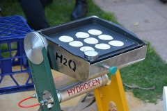 UNSW Hydrogen Barbecue
